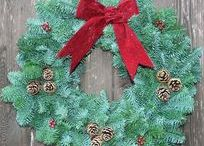 Christmas Wreaths & Garlands / Whether they're real and fresh or artificial, wreaths and garlands are great for bringing a touch of the outside into our homes of the Winter and Christmas periods. Our range of pre-decorated wreaths and garlands are great for adding features points to your home. Browse our range: https://www.gardensite.co.uk/christmas/wreaths-garlands/