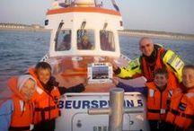 Donateurs / Zij maken het KNRM  werk mogelijk! / by KNRM Sea Rescue