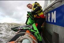 Vrijwilligers / Zij die dag en nacht voor u paraat staan en uitvaren in alle weersomstandigheden 24/7. De KNRMers! / by KNRM Sea Rescue