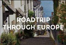 Roadtrip Through Europe / by 99TravelTips