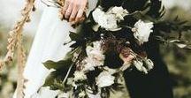 wedding >> floral [design] / Wedding Florals we love. Modern, edgey, pretty and timeless.