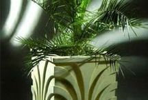 Art Deco and Art Nouveau / Some of these products can be found on Gardensite.co.uk