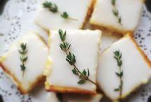 Sweet treat / Desserts