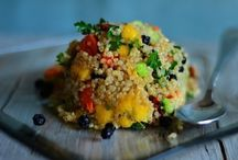 Keen waaaaaa / Quinoa recipes
