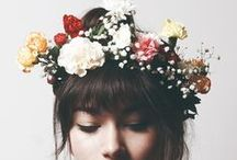 Flower Crowns / by B Floral
