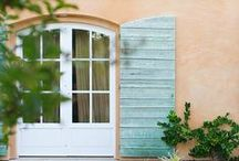 Home Exterior Inspiration / by Waiting On Martha