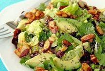 Veggies & Salads / by Kazan Clark
