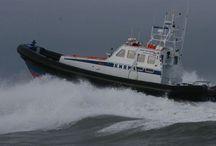 Reddingstation IJmuiden / Reddingboot Koos van Messel (Arie Visser klasse)
