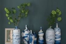 Farrow & Ball Inchyra Blue / A MOODY, AGED BLUE GREY INSPIRES MY LIVING ROOM REDESIGN #myfavouritenewcolour