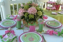 Party Ideas / by Ashley Anne