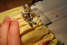 sewing / tips and patterns / by Jennie Tilton