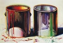 Paint / Splash splish....