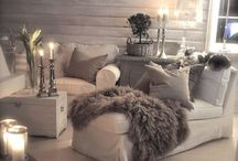 Interiors Neutral Zen Monochromatic / Zen calmness and sophistication