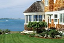 My Beach House / I will live here someday hopefully on Lake Michigan !