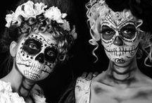Dia de los Muertos / Ideas for day of the dead parties/wedding theme
