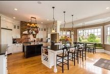 Kitchens / Kitchens from amazing homes around the Columbus OH area and inspiration for kitchen design.