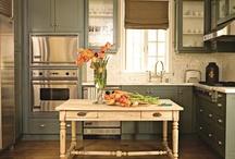 Kitchen Inspiration / by Beth Glazier