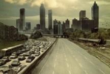 The Walking Dead / by Linda Marcial