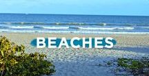 Beaches / Florida's Space Coast's sandy coastline goes on for 72 miles and showcases a variety of beach options, waiting just for you!