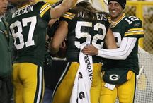 GO PACK GO / Green Bay Packers / by Alex Geisen