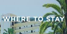 Where to Stay / From large national hotel chains lining the beaches to boutique motels and quaint bed & breakfast inns, Florida's Space Coast has accommodations to please all types of visitors.