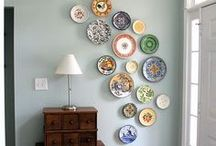 on the walls / by Jennie Tilton