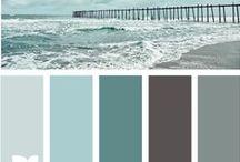 paint colors and tips / by Jennie Tilton
