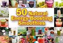 Smoothies and nutritional info