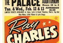 Vintage Concert Posters