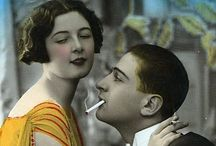 Roaring 20's / A wild and crazy time where woman broke free of social constraints! Great fashions