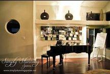 Piano Rooms with Style