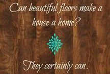 THIRTY DAYS OF INSPIRATION / Thirty Days of Inspiration flooring giveaway sponsored by Shaw Flooring and HGTV