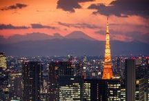 Japan / One of my favourite places in the world <3