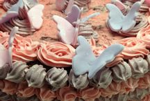Birthday recipes / Birthday cakes and more