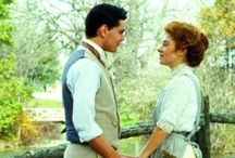 Anne & Gilbert / Anne Shirley and Gilbert Blythe and their blossoming romance.