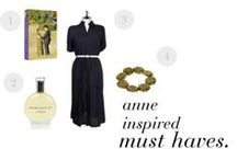 Anne Inspired Fashion / Fashion inspired by Sullivan Entertainment Productions including Anne of Green Gables, Road to Avonlea and Wind at My Back
