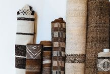 ♡ Rugs / hand weaving rugs