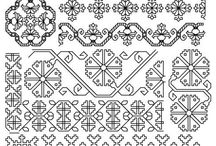 bordado - patterns