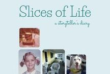 "My First Book: ""Slices Of Life"" ~ A Storyteller's Diary / After decades of reporting the evening news,in Indiana, Oklahoma and Connecticut I have written by first book. ""Slices Of Life"" ~ A Storyteller's Diary. http://homeboundpublications.com/slices-of-life-by-ann-nyberg/"