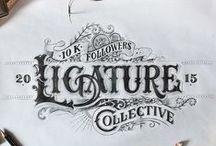 Calligraphie // Calligraphy