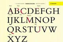 Typographie // Typography