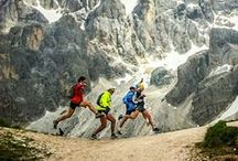 SPORT | Trail running / Go fast enough to get there but slow enough to see