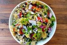 vegan meals / don't miss the raw foods board. this board is strictly cooked vegan foods... to keep things separate.