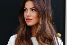 Long Style Inspiration / Long Hair Deserves to be Free...