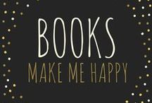 Books and reading / Pins and things that I love about books and reading