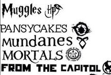 Fandoms / FANDOMS!!!