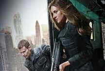 "Divergent / ""Fear doesn't shut you down. It wakes you up."" ~~Four/Tobias Eaton"