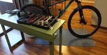 Do It Yourself - Bicycle Stuff / Mountain Bike / Bicycle / Road Bike related do it yourself -projects and guides.