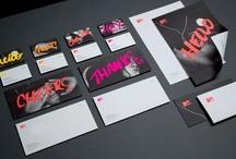 Branding, Identity, Logo, Stationery suites / by Christine Macabuag