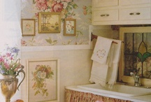 Charming Vintage Style Kitchens / Vintage Style Kitchens & Accessories / by Michelle Rees
